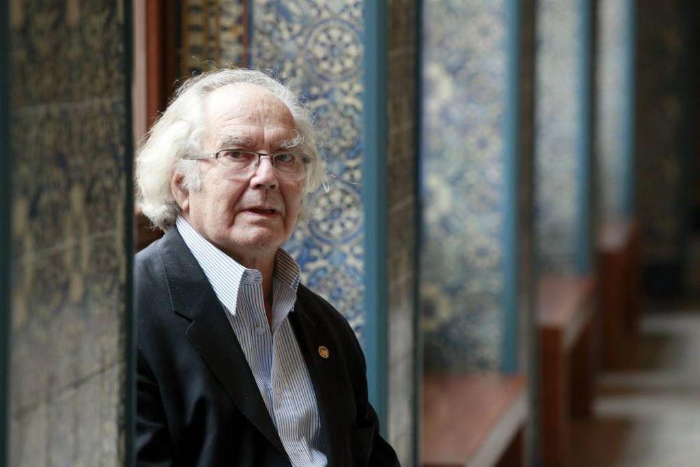 El Premio Nobel de la paz Pérez Esquivel disertó en la UNCuyo