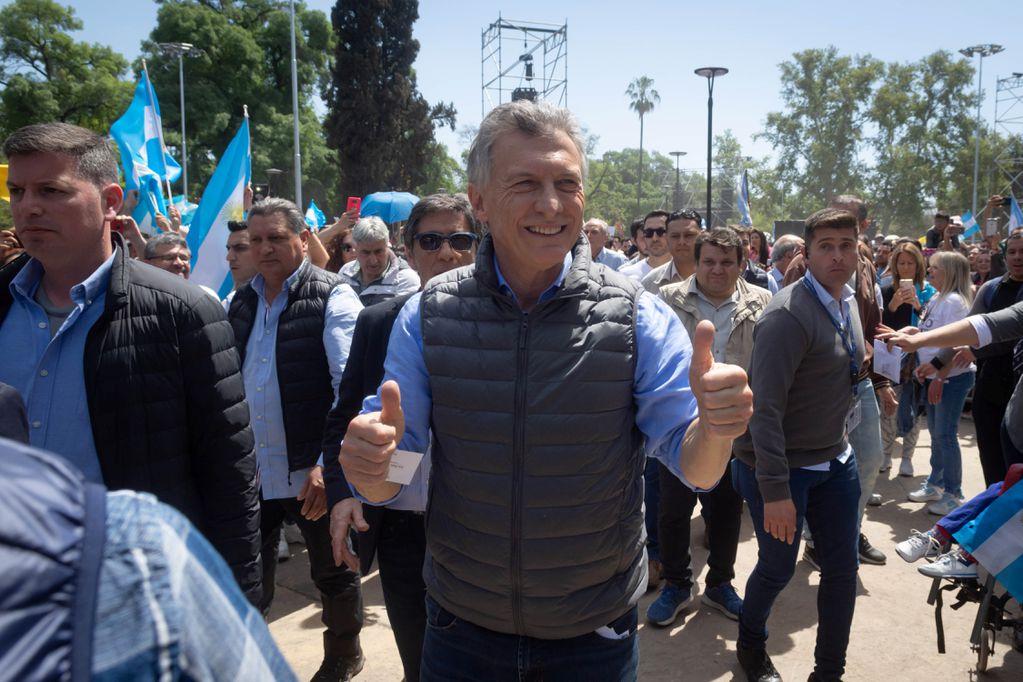 """Macri vinculó la crisis del dólar con """"los vivos que no apuestan al trabajo y ganan más"""""""