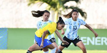 Selección argentina femenina de fútbol