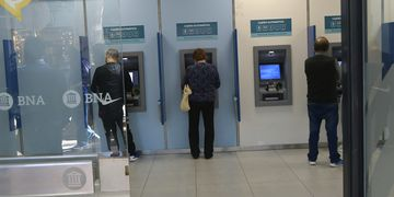 Demoras en Banco Nacion