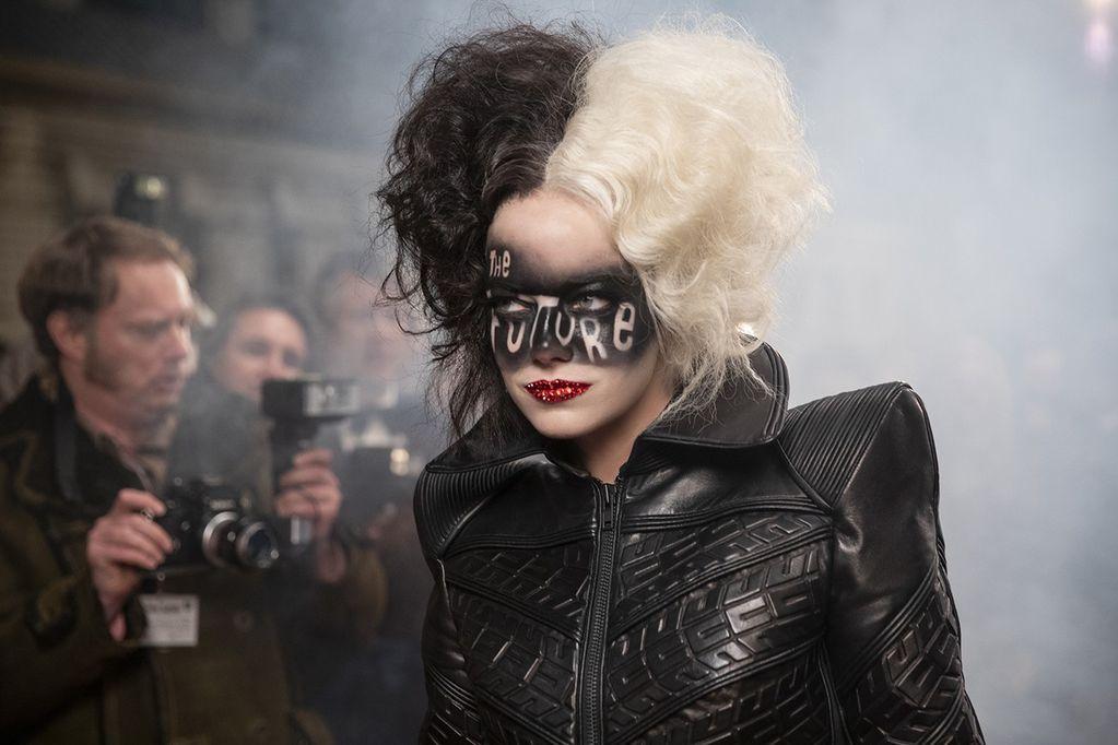 "Emma Stone en ""Cruella"" (Disney)"