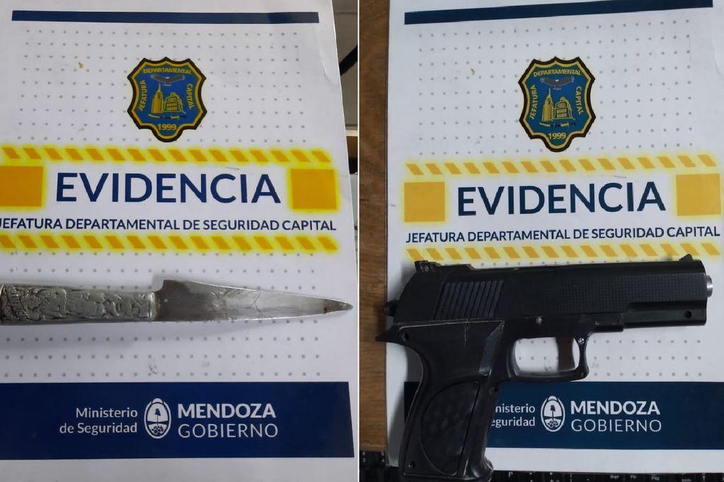 Raid delictivo en Ciudad: cuatro menores y un joven cayeron por varios robos a plena luz del día
