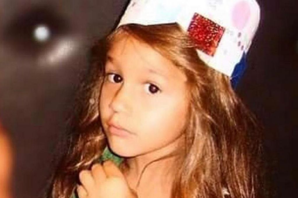 Publicaron la foto de Blanquita Vicuña a días del nacimiento de la hija de Pampita y los usuarios criticaron el posteo