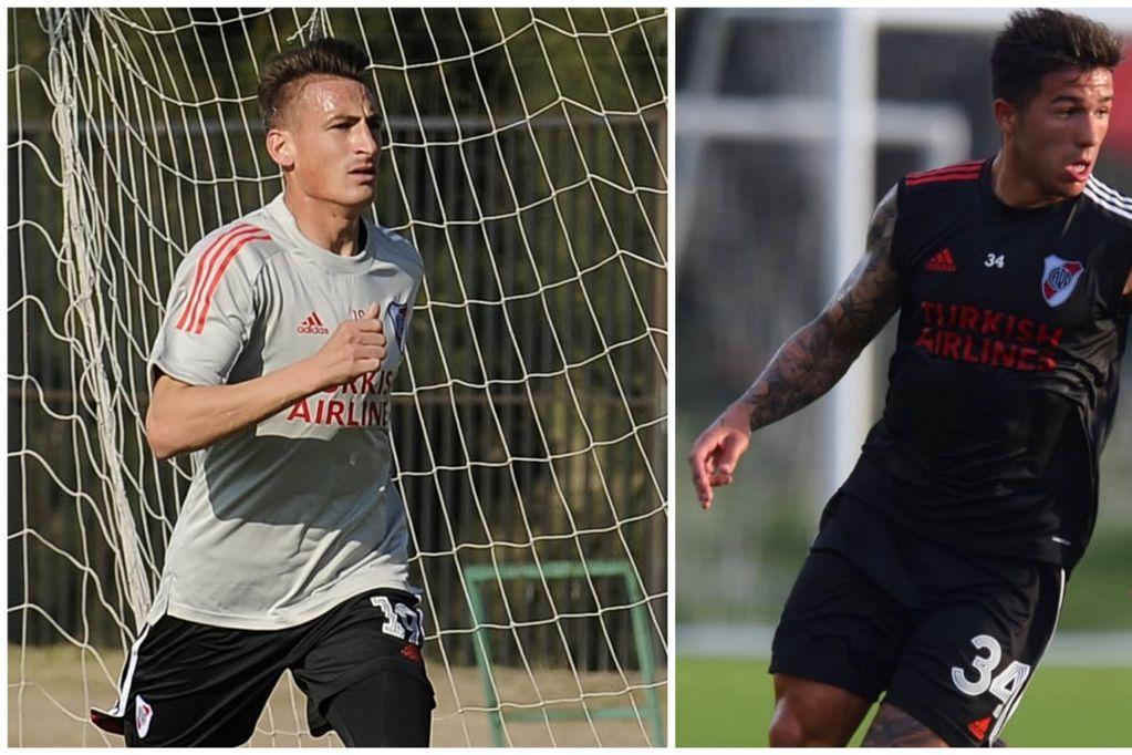 River: Enzo Fernández y Braian Romero, los convocados de Gallardo para la Copa Libertadores
