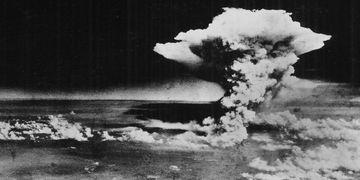 BOMBA ATÓMICA SOBRE HIROSHIMA (Archivo/AP/U.S. Army via Hiroshima Peace Memorial Museum).