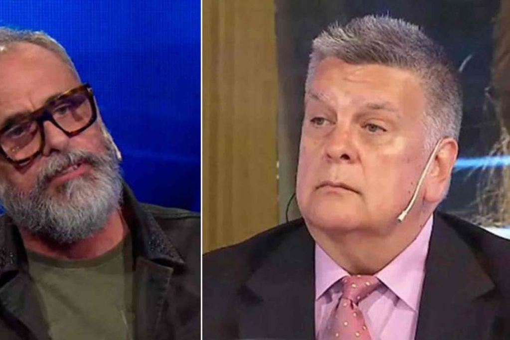 Jorge Rial admitió que no quería que Luis Ventura quedara al frente de Intrusos
