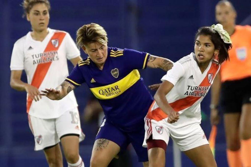 Superclásico en el femenino: Boca y River se enfrentan en la primera semifinal del Apertura