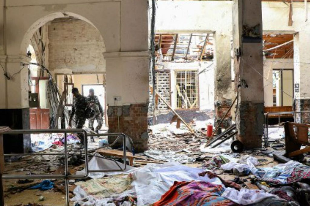 El Estado Islámico se adjudicó los atentados en SriLanka que dejaron 320 muertos