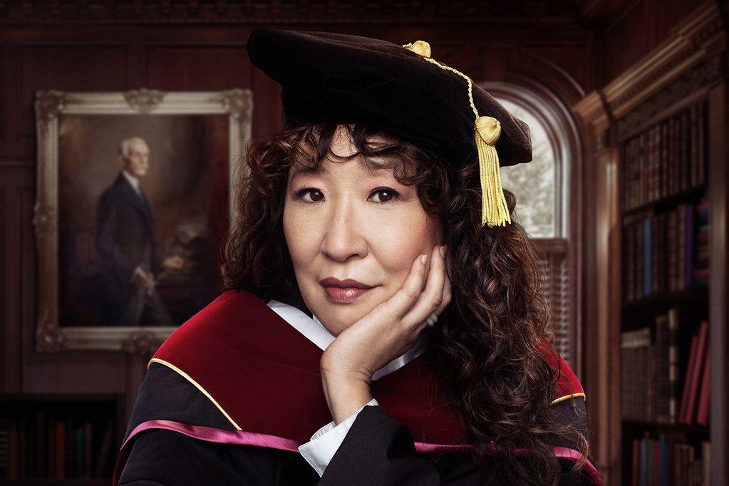 """""""La directora"""": divertida y fresca sorpresa que es una de las favoritas de Netflix"""