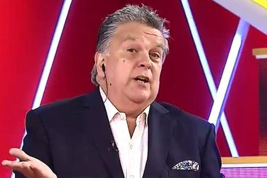 Luis Ventura no tuvo piedad y opinó sobre Adrián Pallares