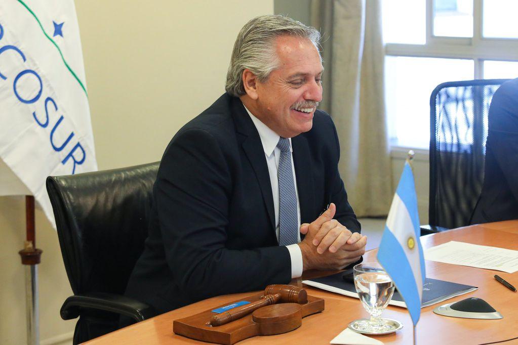 Alberto Fernández  - Twitter