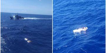 Heroico: una madre murió deshidratada tras amamantar a sus hijos para salvarlos de un naufragio