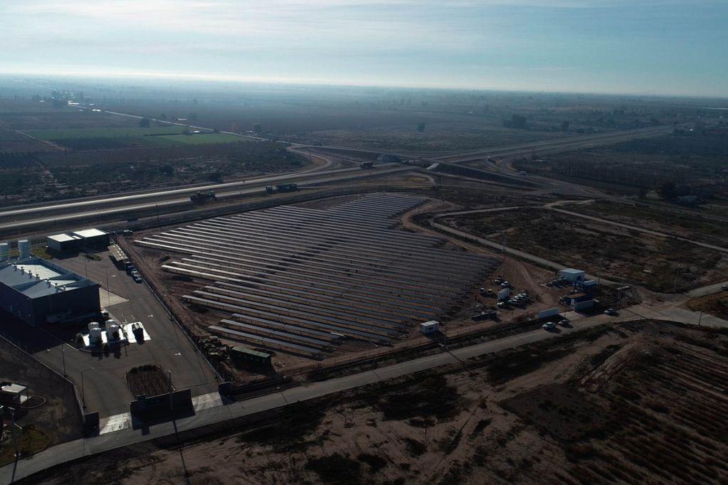 Cerca de dos hectáreas del PASIP se pondrán a disposición de los desarrollos de Arsat en Mendoza.