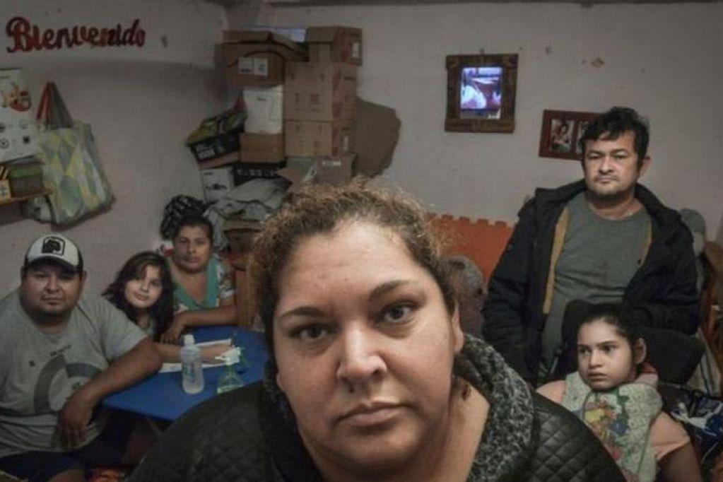 Murió Ramona de Covid-19, la vecina de la Villa 31 que denunció la falta de agua potable