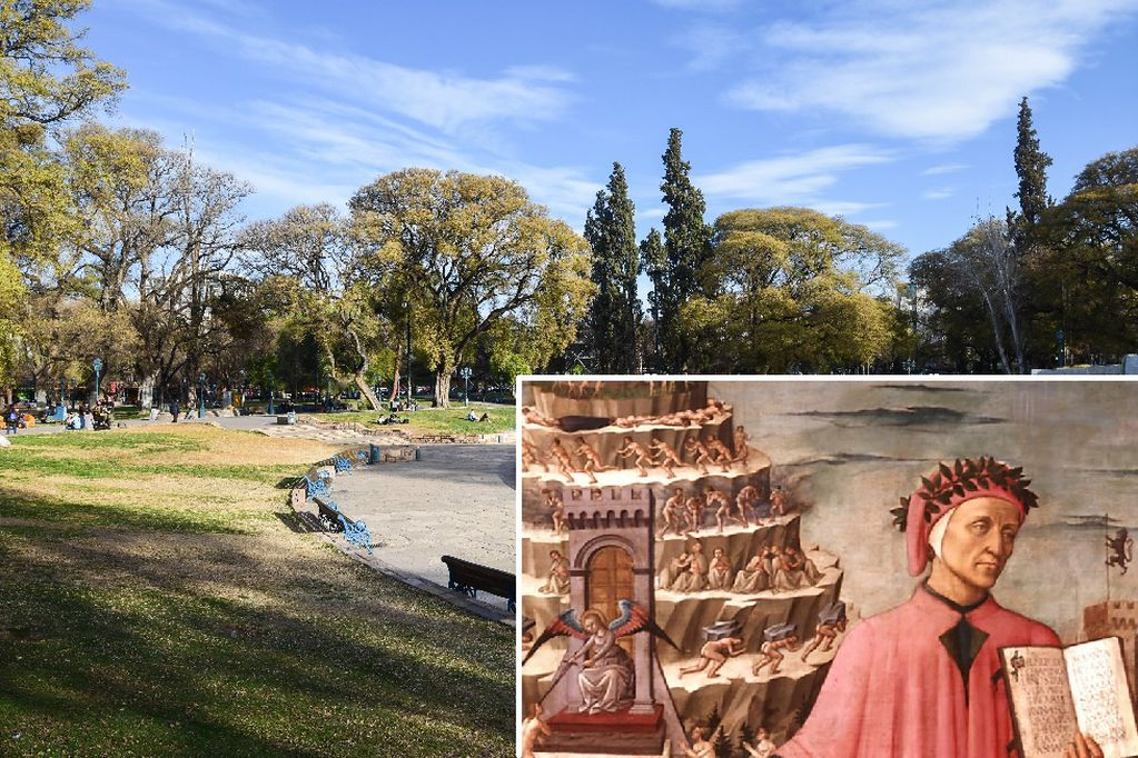 Homenaje en Mendoza a Dante Alighieri