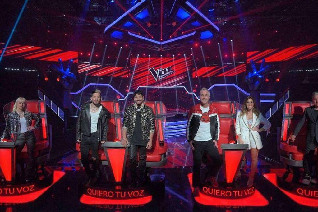 Ni Lali, ni La Sole ni Montaner: quiénes son los verdaderos coaches de La voz Argentina