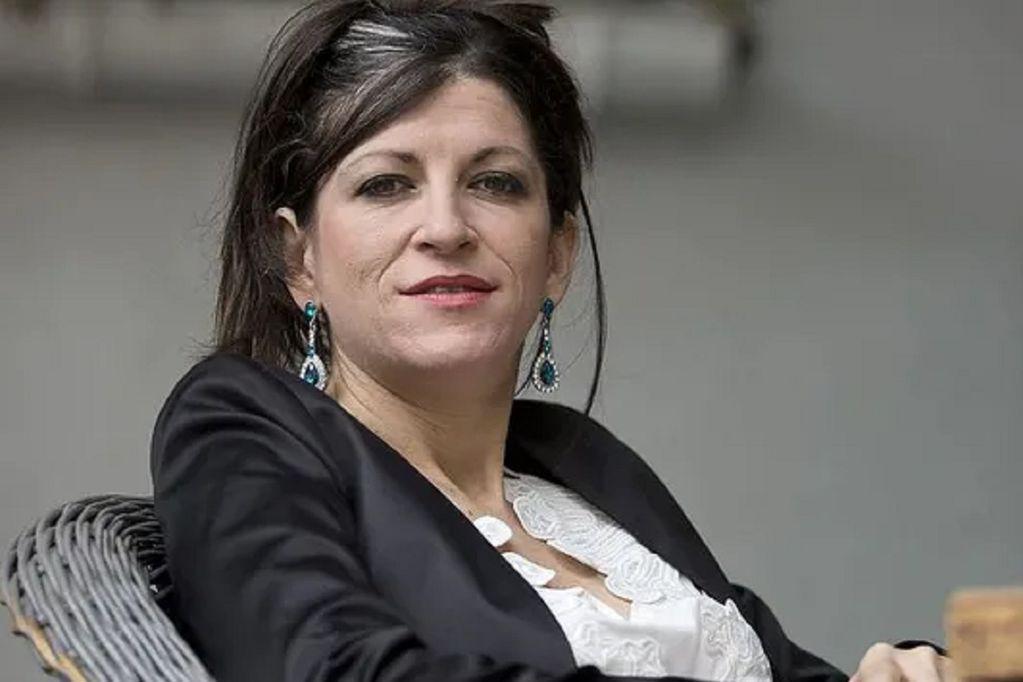 """Fernanda Vallejos trató de """"enfermo"""", """"okupa"""" y """"atrincherado"""" a Alberto Fernández (Web)"""