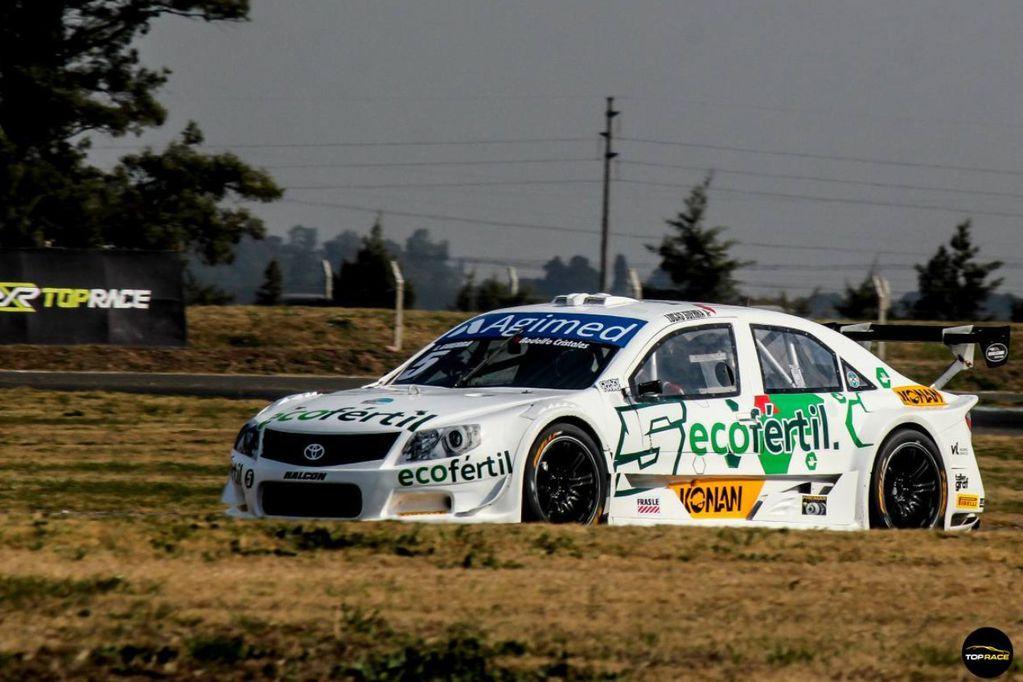 Top Race: Triunfo de Lucas Guerra en San Nicolás