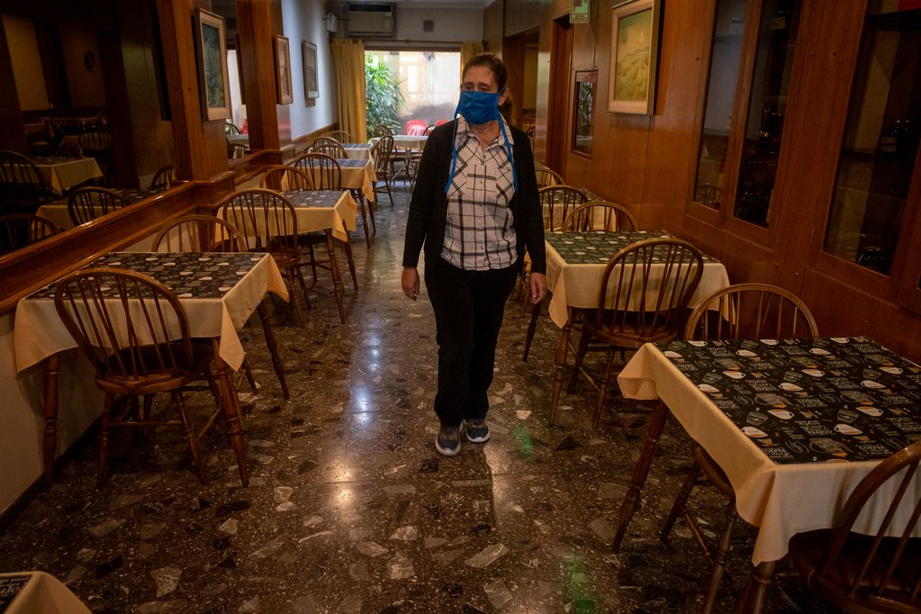 Los contratados con esta modalidad pueden tener de 18 y 55 años y deben ser residentes de Mendoza. Foto: Ignacio Blanco / Los Andes