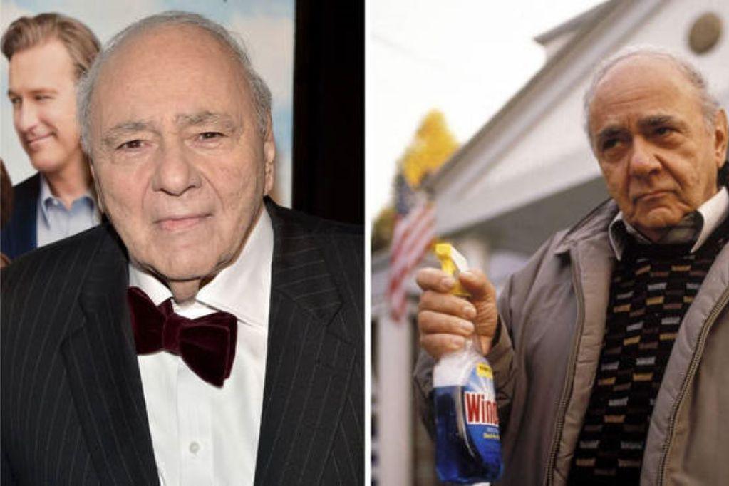 """Michael Constantine, actor de """"My Big Fat Greek Wedding"""", muere a los 94 años. Gentileza / celebrity.land"""