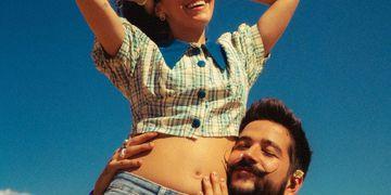 Los tiernos mensajes de Camilo y Evaluna tras confirmar el embarazo