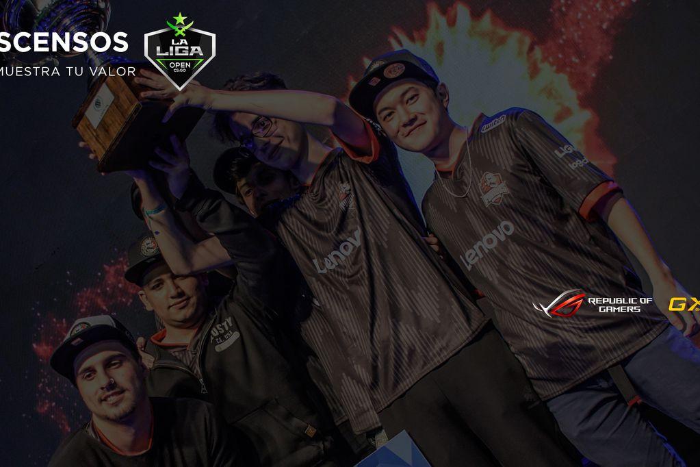 Temporada de Juegos lanza de la última LAN de CS:GO en el año