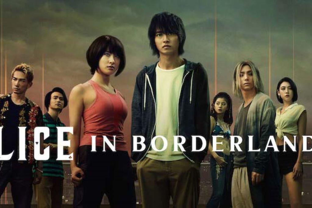 """Alice in Borderland"". Gentileza / ocioworld.net"