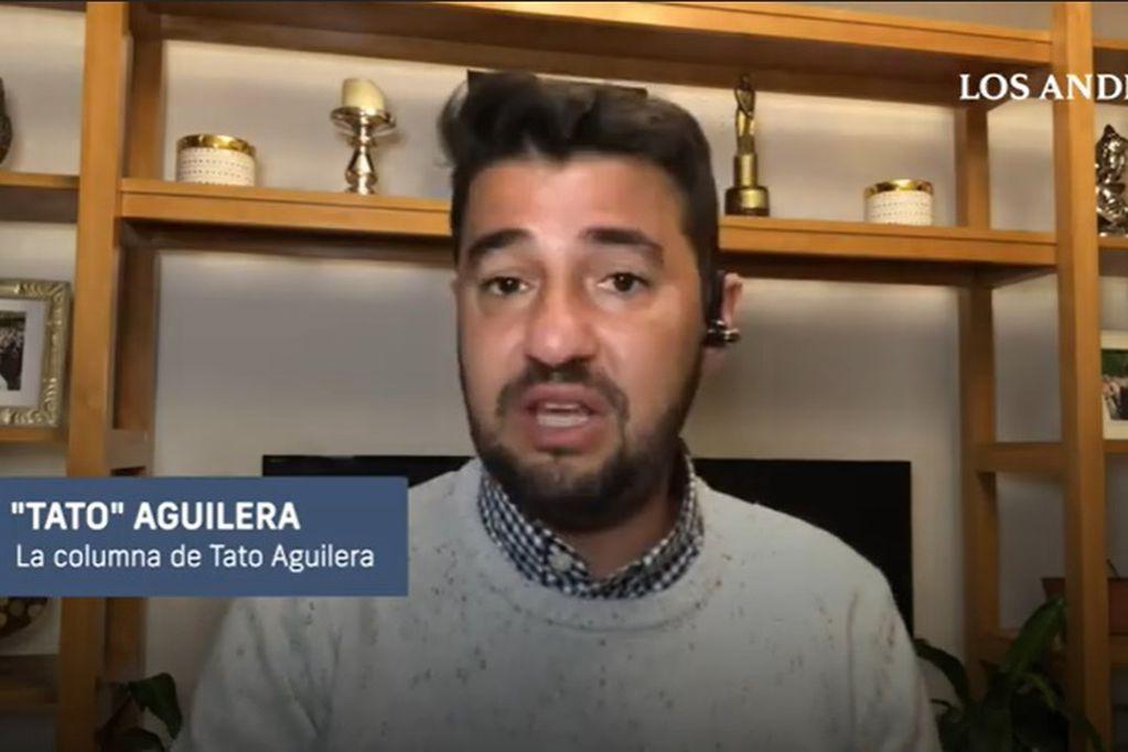 El periodista mendocino que se desempeña en TyC Sports opinó sobre la actualidad del fútbol argentino.