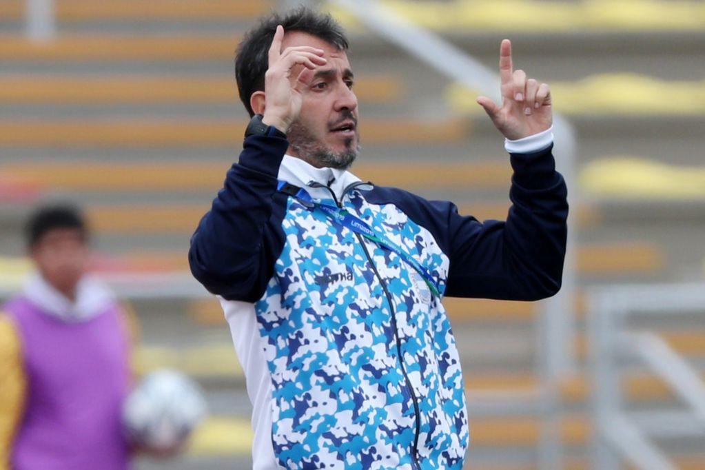 El Bocha Batista y la ilusión intacta de la Selección Argentina en los Juegos Olímpicos