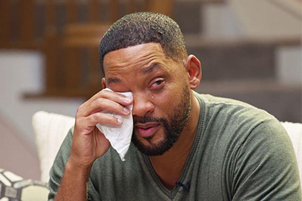 El video de la gran panza de Will Smith que evidenció su de estado físico y lo mal que le hizo la cuarentena