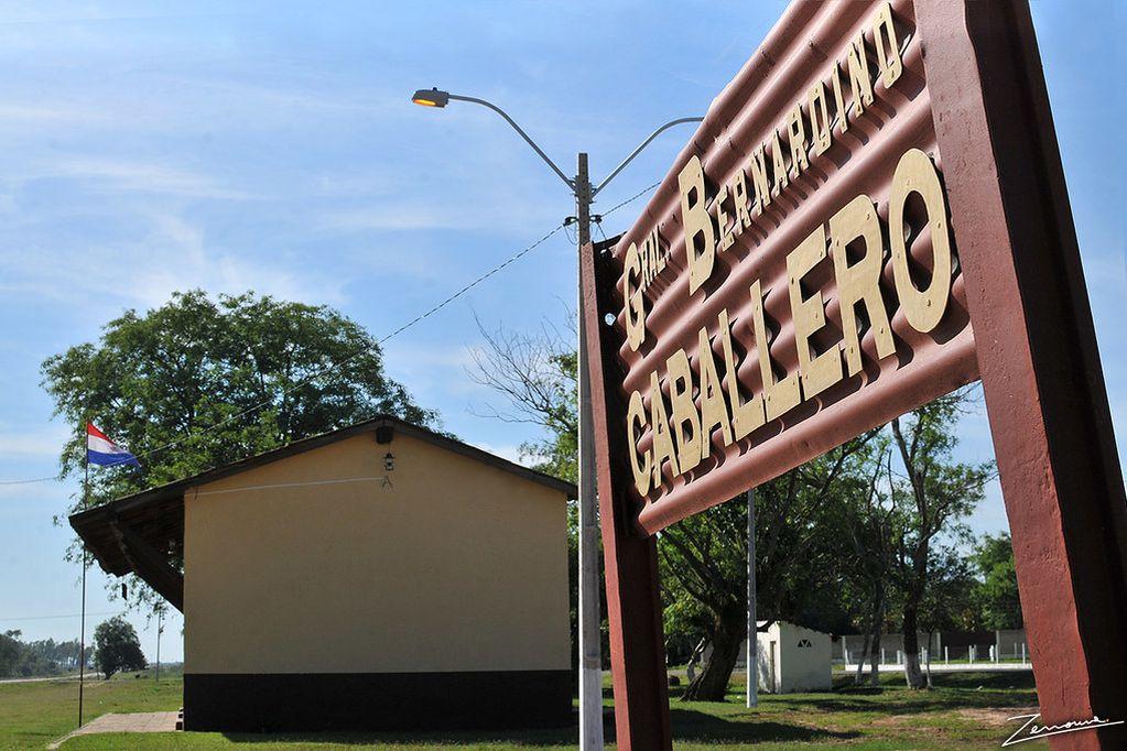El episodio ocurrió este miércoles en la pequeña localidad de Bernardino Caballero.