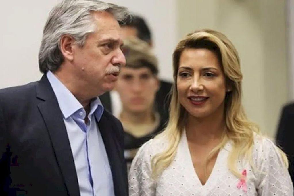 Alberto Fernández y Fabiola Yañez se conocieron en el ámbito académico cuando ella estaba terminando su carrera en periodismo.