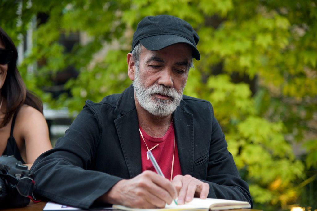 Falleció el reconocido fotógrafo mendocino Delfo Rodríguez