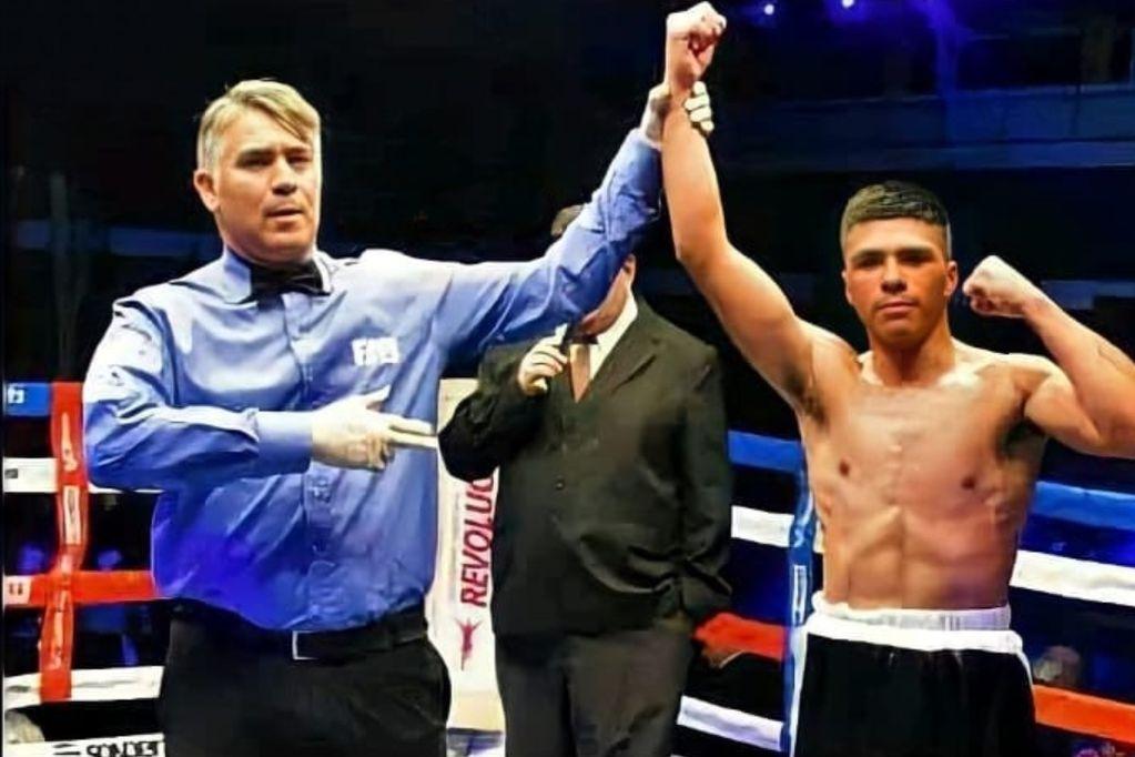 El boxeador maipucino Diego Martínez defiende su título en Buenos Aires ante Nicolás Verón: hora y TV