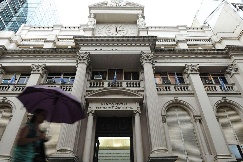 El Banco Central de la República Argentina. / archivo