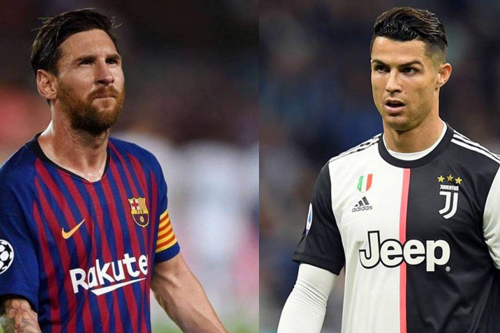 Messi y CR7 no se volverán a enfrentar por el momento porque el crack portugués tiene coronavirus.