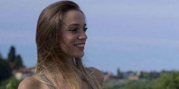 Luana D'Orazio, la joven de 22 años que murió aplastada en una fábrica textil de Italia
