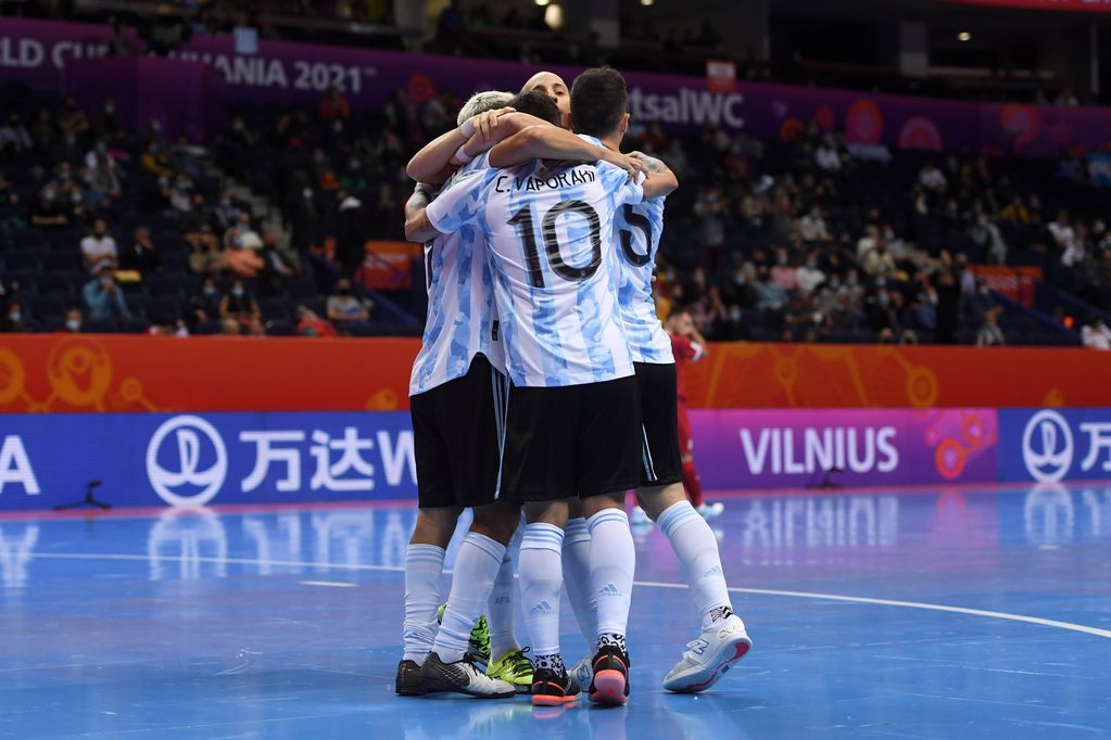Argentina ya está clasificada.