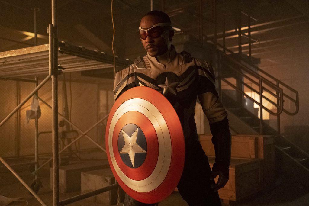 Anthony Mackie protagonizará la próxima cinta de Capitán América.