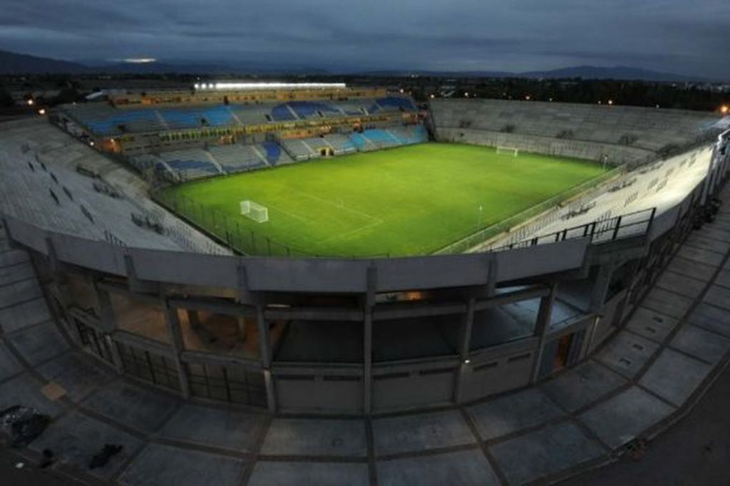 El estadio Bicentenario de San Juan será el escenario del cruce entre Argentina y Brasil por las Eliminatorias Sudamericanas. / Gentileza.