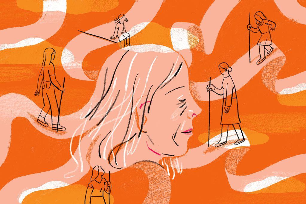 Cómo viven felices y activas las mujeres que superan los 70 años