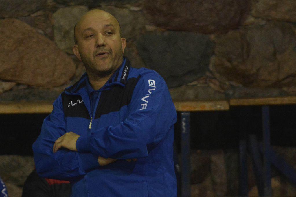 """Luis Testa: """"Tengo muchas cosas en mente para este equipo"""""""
