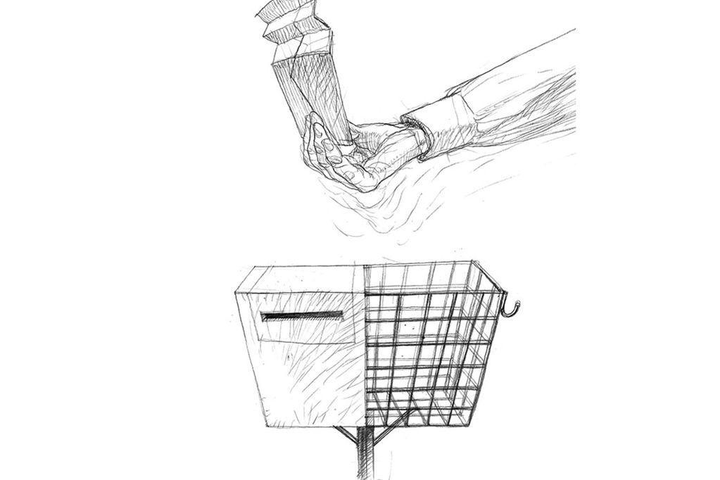Las elecciones ponen en jaque a los indecisos. Ilustración: Gabriel Fernández