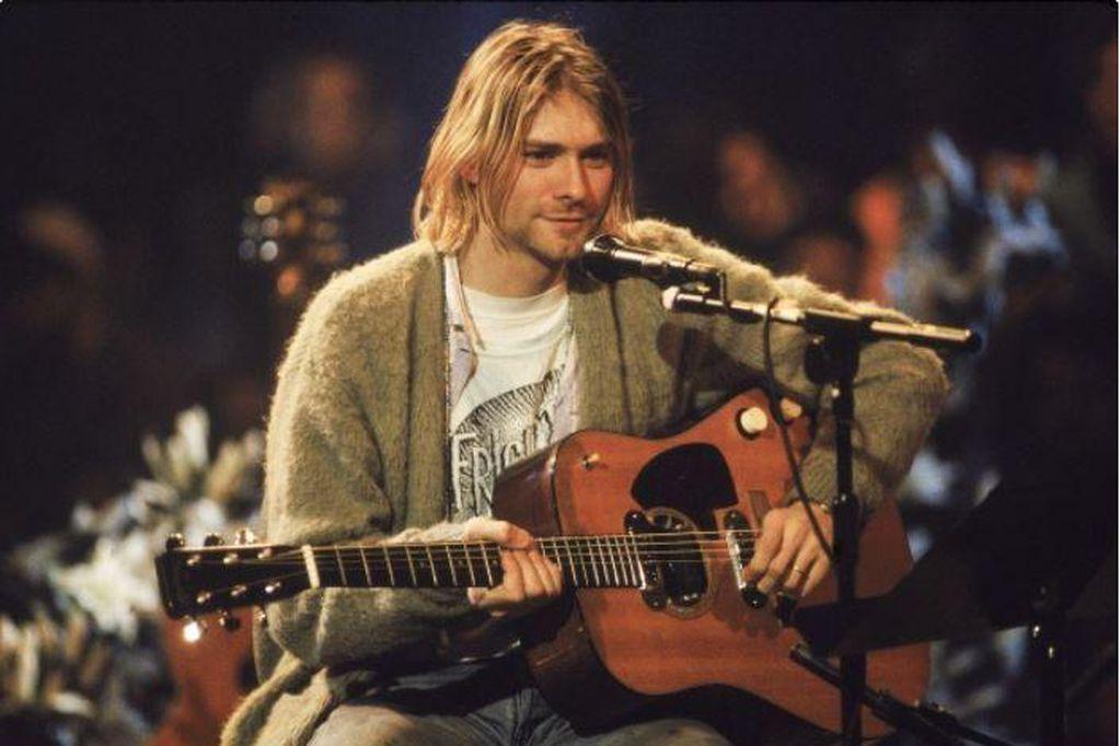 Se cumplen 27 años de la muerte de Kurt Cobain: qué decía la carta que dejó al quitarse la vida