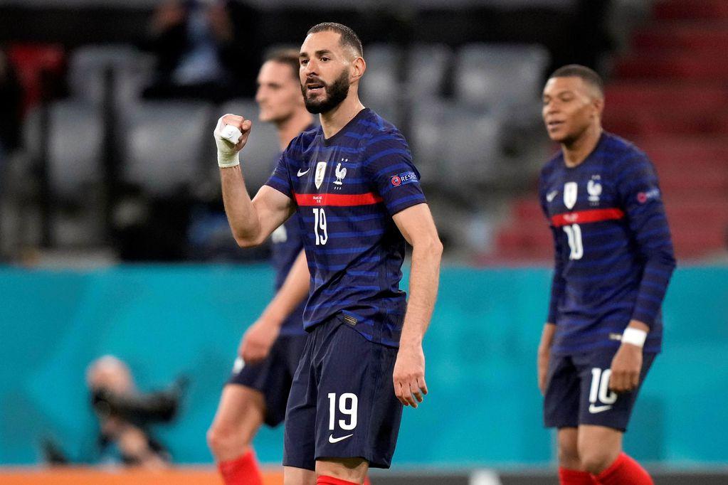Video: debut y triunfo en la Eurocopa para Francia ante Alemania