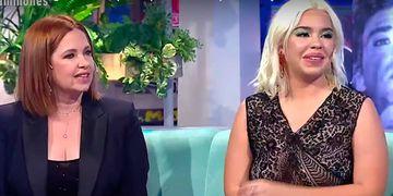 Andrea y Anna del Boca