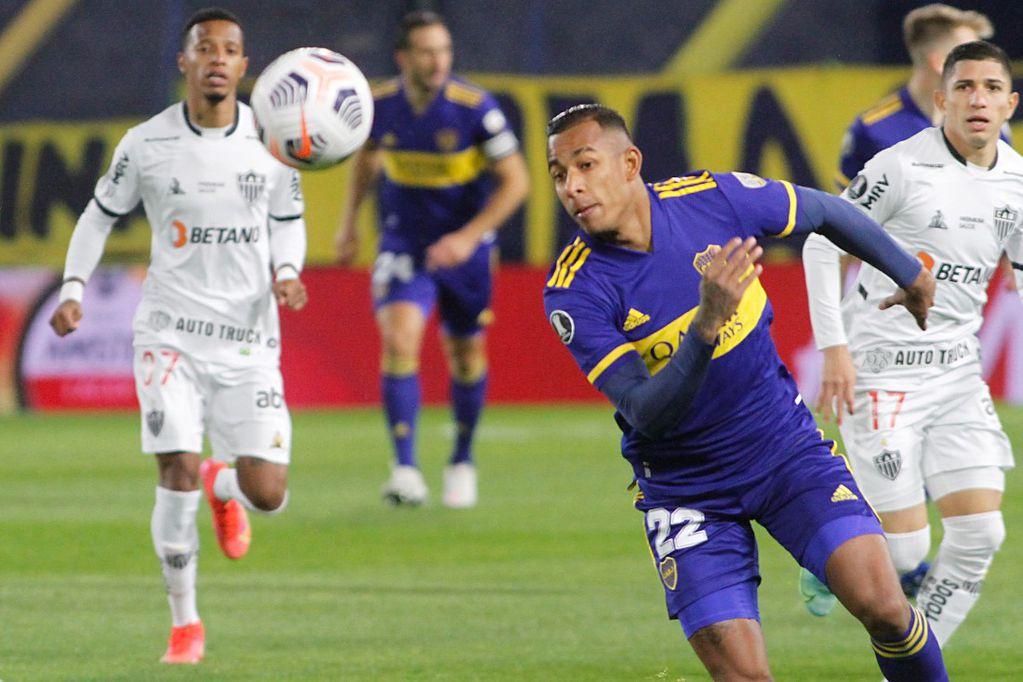 Se plantó Sebastián Villa: el colombiano no quiere jugar más en Boca