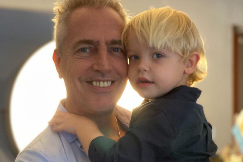 La impresionante foto que Marley compartió en donde luce igual a Mirko