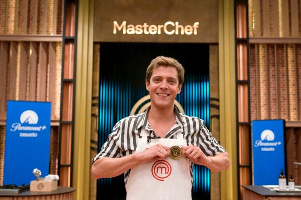 """Gastón Dalmau ausente tras ganas la medalla dorada en """"Masterchef Celebrity 2"""""""