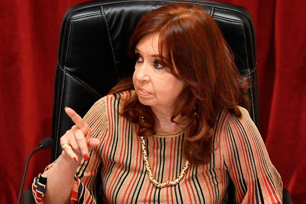 Cristina Kirchner - Télam / Archivo